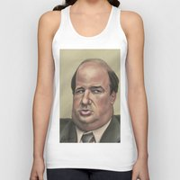 kevin russ Tank Tops featuring Kevin by Ben Anderson