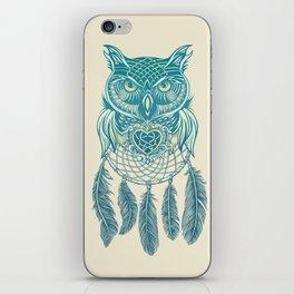 Midnight Dream Catcher iPhone Skin