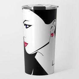 Woman 3 Travel Mug