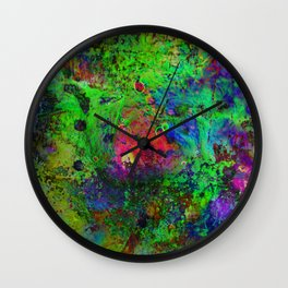 Victory Dr. Wall Clock