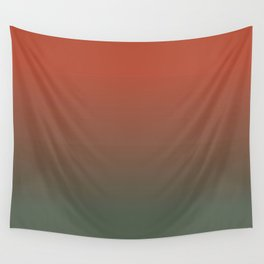 Sunset in the Marsh Wall Tapestry