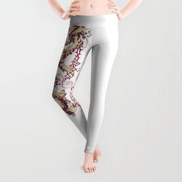 Lion - Hear me roar Leggings