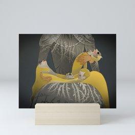 The Queen Mother's Children Mini Art Print