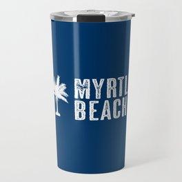 Myrtle Beach, South Carolina Travel Mug