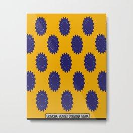 khanga Metal Print