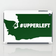 #Upperleft iPad Case