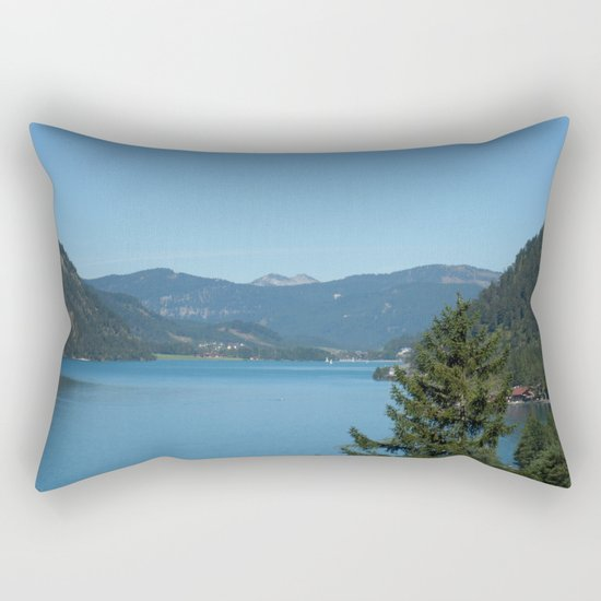 Achen Lake Rectangular Pillow