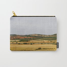 Andalusian Hills Carry-All Pouch
