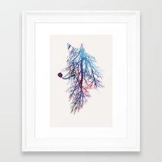 My roots Framed Art Print
