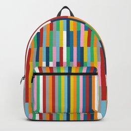 Brick Columns Backpack