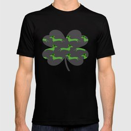 The Luck of the Wieners T-shirt