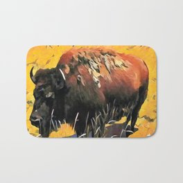 Muddy Buffalo Bath Mat