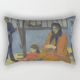 Schuffenecker's Studio Rectangular Pillow