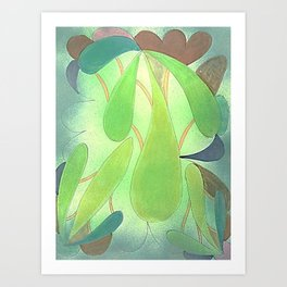 RAMSES 14 Art Print