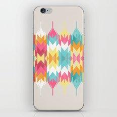 Pura Vida II iPhone & iPod Skin