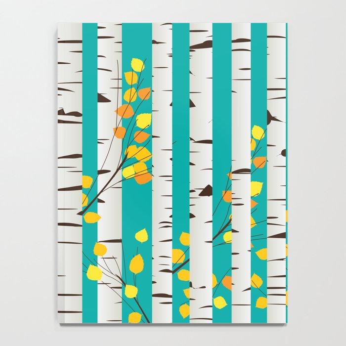 Birch wood Notebook