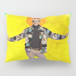 Holy Jeff Goldblum Pillow Sham