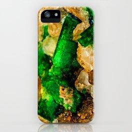 EMERALDS iPhone Case