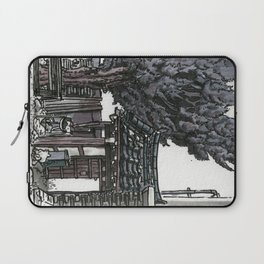 South Korea : Gyeongju Guesthouse Laptop Sleeve