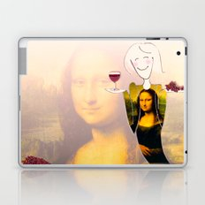 She Hearts Mona Laptop & iPad Skin