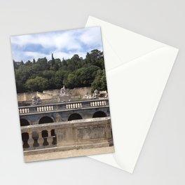 Jardins de la Fontaine Stationery Cards