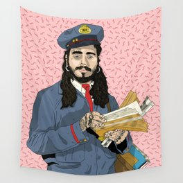 Mr. Postman Wall Tapestry