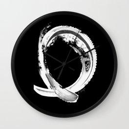 Black Magic 309 Inverted Wall Clock