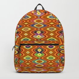 Dreaming Gently, Gold Backpack