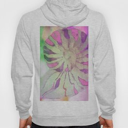NAUTILUS SEA SHELL IMPRESSION Hoody