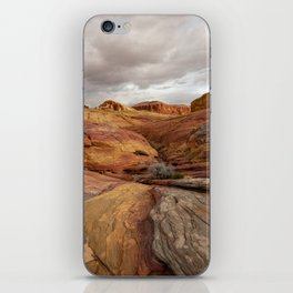 Canyon Overlook - Valley_of_Fire_State_Park, Nevada iPhone Skin