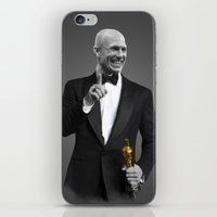 actor iPhone & iPod Skins featuring Best Actor by Daniac Design