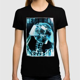 Cool Graphic Design X-ray Vision Photographer T-shirt T-shirt