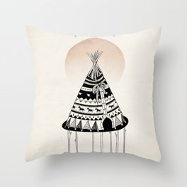 Fancy Living Throw Pillow