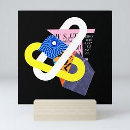 Lock 1/21/19 Mini Art Print