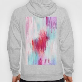 Rose Abstract Hoody
