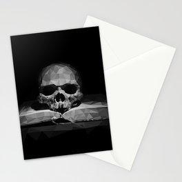 Memento mori - 50 shades Stationery Cards