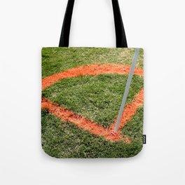 Soccer Corner Tote Bag