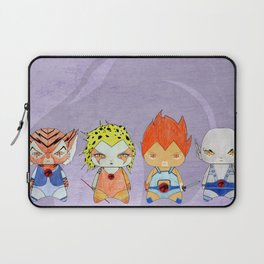 A Boy - A Girl - Thundercats Laptop Sleeve