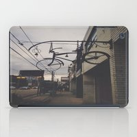 bicycles iPad Cases featuring Bicycles by Wanderlust Fhotos