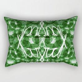 foul language Rectangular Pillow