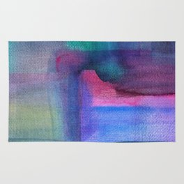 Abstract:  Mood Rug