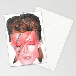 David portrait Stationery Cards