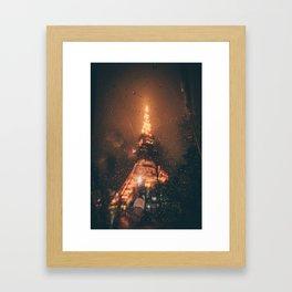 Glo-kyo Framed Art Print
