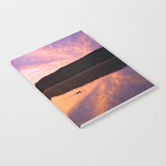 Seek Serenity Notebook