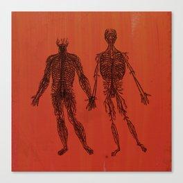 The Love Inside Canvas Print