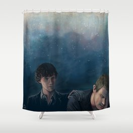 Some Nights Shower Curtain