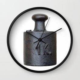 one kilo Wall Clock