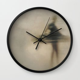 """""""you are always so full to the depths of feeling""""  Wall Clock"""