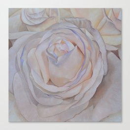 Blushing Hearts by Teresa Thompson Canvas Print