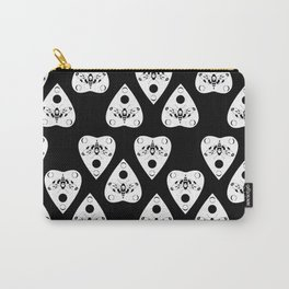 Deathshead Moth Planchette Pattern Carry-All Pouch